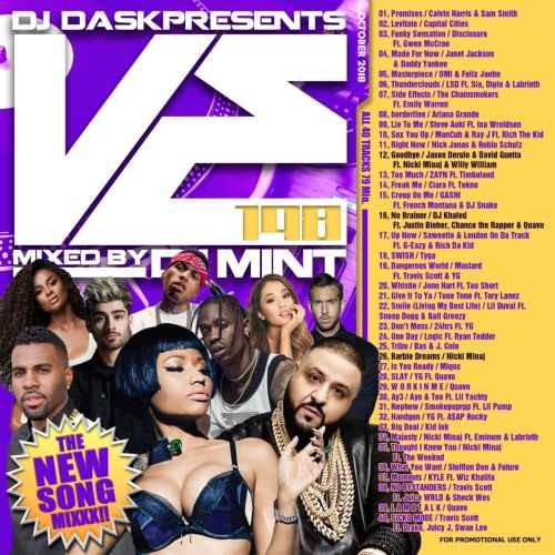 ヒップホップ R&B トップ40 ジャネットジャクソン ニッキーミナージュDJ Dask Presents VE198 / DJ Mint