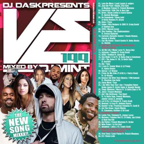 DJ Mint ヒップホップ Hiphop R&B Top40 トップ40 2019年1月 新譜 Tyga タイガ Eminem エミネムDJ Dask Presents VE199 / DJ Mint