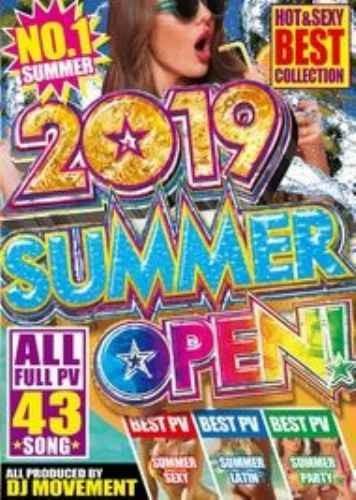 2019 サマー 夏 ベスト ピットブル カルヴィンハリス2019 Summer Open! / DJ Movement