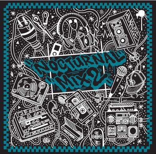 ヒップホップNocturnal Mix 2 / DJ Mukeccho