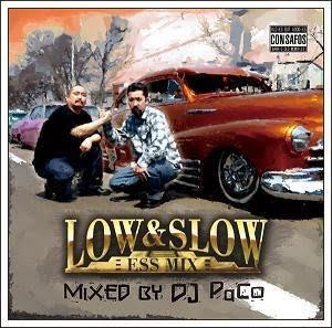 音楽で愛を語る。本当のローライダーミュージック!【洋楽 MixCD・MIX CD】Low & Slow -E.S.S Mix- / DJ PaCo【M便 2/12】