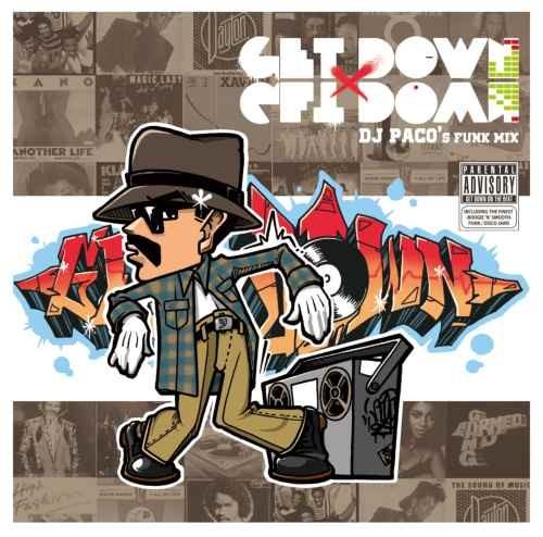 80s 80年代 オールドスクール ファンク Get Down x Get Down / DJ PaCo