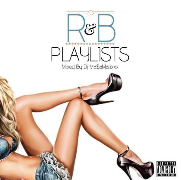 人気のBrandnew R&B MIXシリーズ! 洋楽CD MixCD R&B Playlist Vol.3 / DJ Ma$amatixxx【M便 1/12】