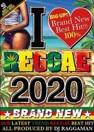 レゲエ PV 2020 ヒット曲I Love Reggae 2020 ★Brand New★ / DJ Raggaman