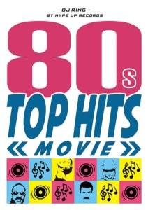 80年代に世界的大ヒットした曲限定!!【洋楽DVD・MixDVD】80s Top Hits Movie / DJ Ring【M便 6/12】