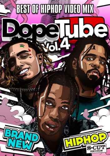 ヒップホップ MV トラビススコット ドレイクDope Tube Vol.4 / V.A