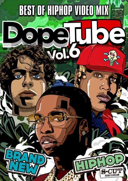 ヒップホップ ミュージックビデオ PVDope Tube Vol.6 / V.A