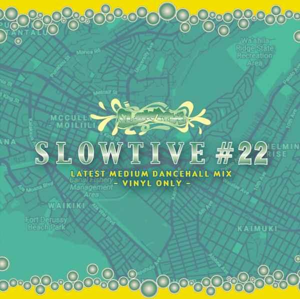 レゲエ ミディアムチューン スローティブ スロウティブSlowtive #22 / Slowtive
