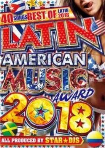 ラテン Latin 2018 Daddy Yankee ダディーヤンキー Dura ピットブルLatin American Music Award 2018 / Star★Djs