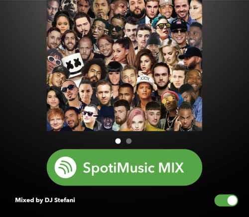 トップ40 R&B ポップス ヒップホップ ラテン エドシーラン ジャスティンビーバーSpotiMusic Mix / DJ Stefani