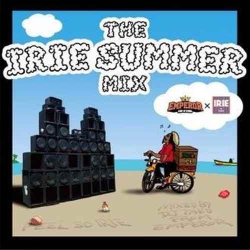 レゲエ・ミディアム・ダンスホールThe Irie Summer MIX / DJ Taku
