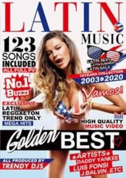 ラテン 名曲 ベスト PV集Latin Music Golden Best / Trendy DJS