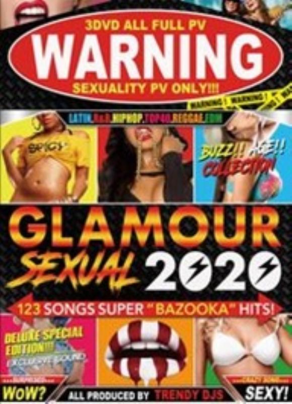 セクシー PV集 2020Warning Glamour Sexual 2020 / Trendy Djs