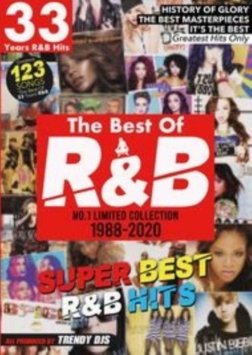 R&B 永久保存版 ベスト 名曲 33年間The Best Of R&B 1988-2020 / Trendy DJS