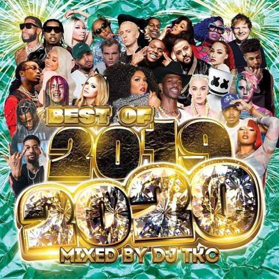 パーティーベスト 2020 2019 メガミックス クラブミュージックBest Of 2019-2020 / DJ TKC