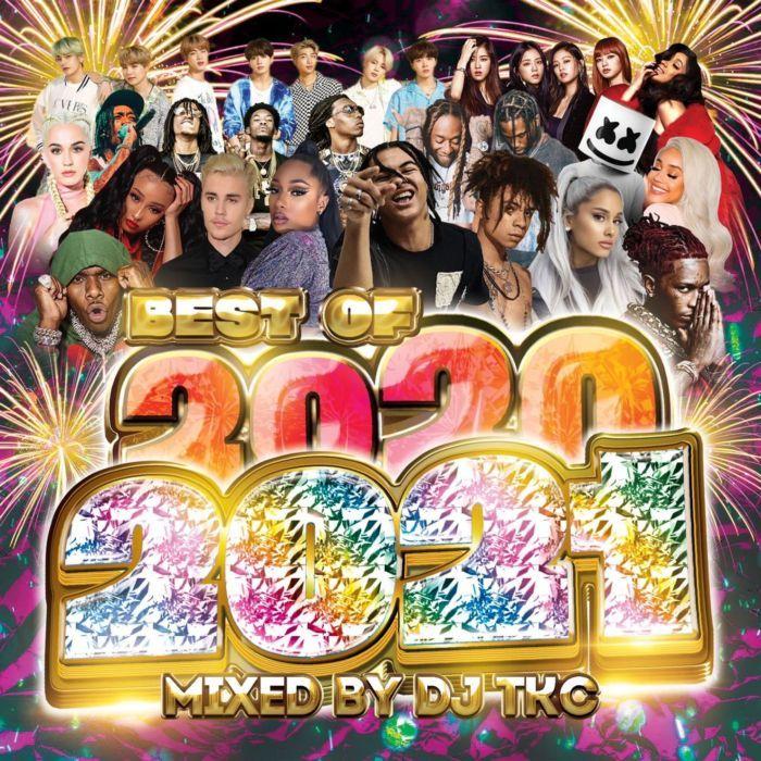 バズ曲満載 パーティー メガベスト 2020 2021Best Of 2020-2021 / DJ TKC