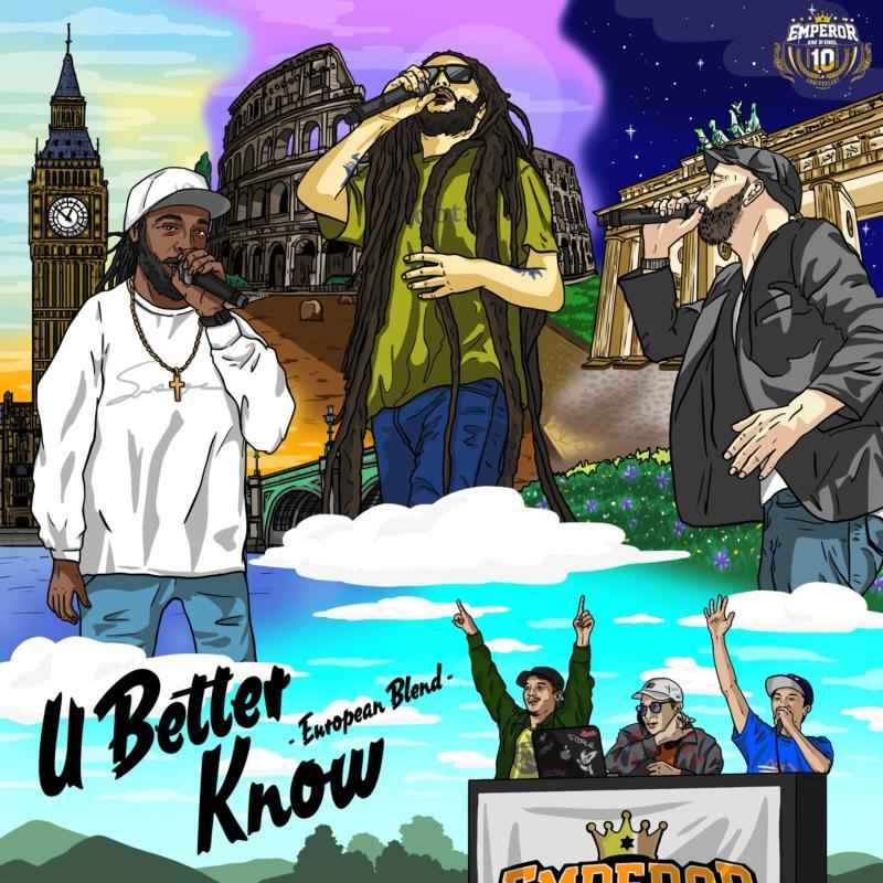 レゲエ EuroU Better Know / Yo-Chang