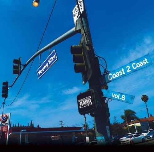 ウエストコースト・新譜Coast 2 Coast Vol.8 / DJ Young Bike