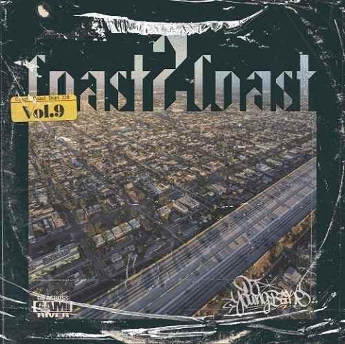 ヒップホップ R&B ストリート メインストリーム G ペリコ ジョン ハートCoast 2 Coast Vol.9 / DJ Young Bike