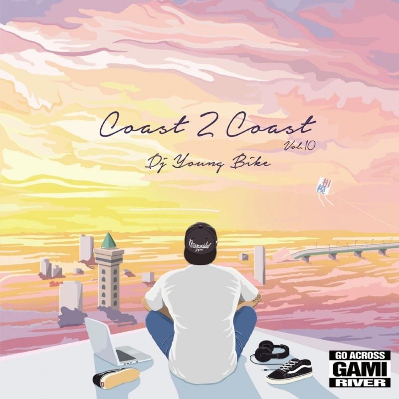 ヒップホップ シリーズ メインストリーム Coast 2 Coast Vol.10 / DJ Young Bike
