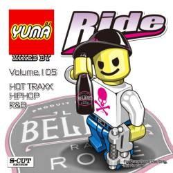 新譜をチェックするならコレ!【MixCD】Ride Vol.105 / DJ Yuma【M便 2/12】
