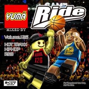 今月も聴き逃せない!リアルタイムな新曲Mix!【洋楽CD・MixCD】Ride Vol.126 / DJ Yuma【M便 1/12】