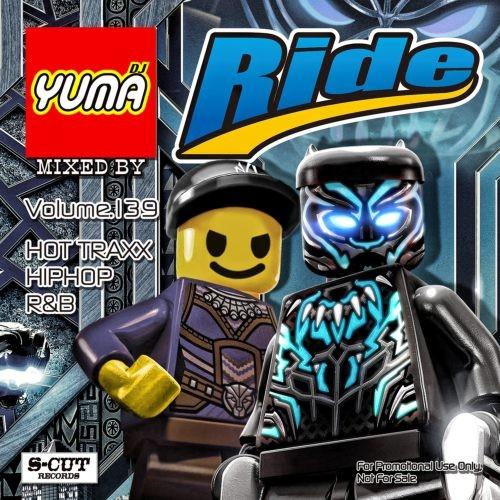 外れ曲一切なしのヒット的中率120%!【洋楽CD・MixCD】Ride Vol.139 / DJ Yuma【M便 2/12】