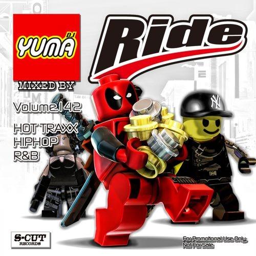 ヒップホップ・R&B・新譜・カニエ・ウェスト・ニッキーミナージュRide Vol.142 / DJ Yuma