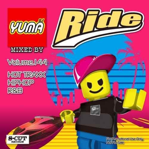 ヒップホップ・R&B・新譜・エイサップファーグ・ウィズカリファRide Vol.144 / DJ Yuma