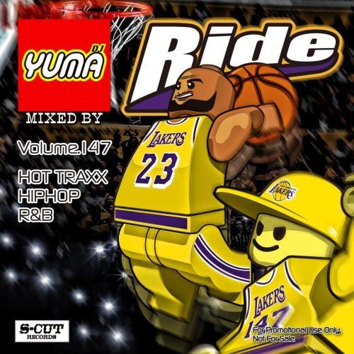 ヒップホップ R&B 新譜 トラビススコット フレンチモンタナRide Vol.147 / DJ Yuma