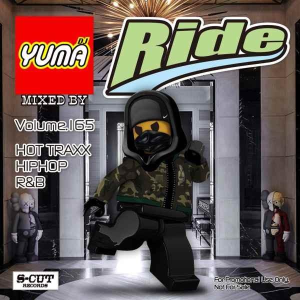 新譜 2020 5月 ヒップホップノR&B ンストップRide Vol.165 / DJ Yuma
