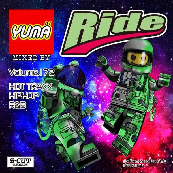 新譜 2020 12月発売 R&B ヒップホップ DJユーマRide Vol.172 / DJ Yuma
