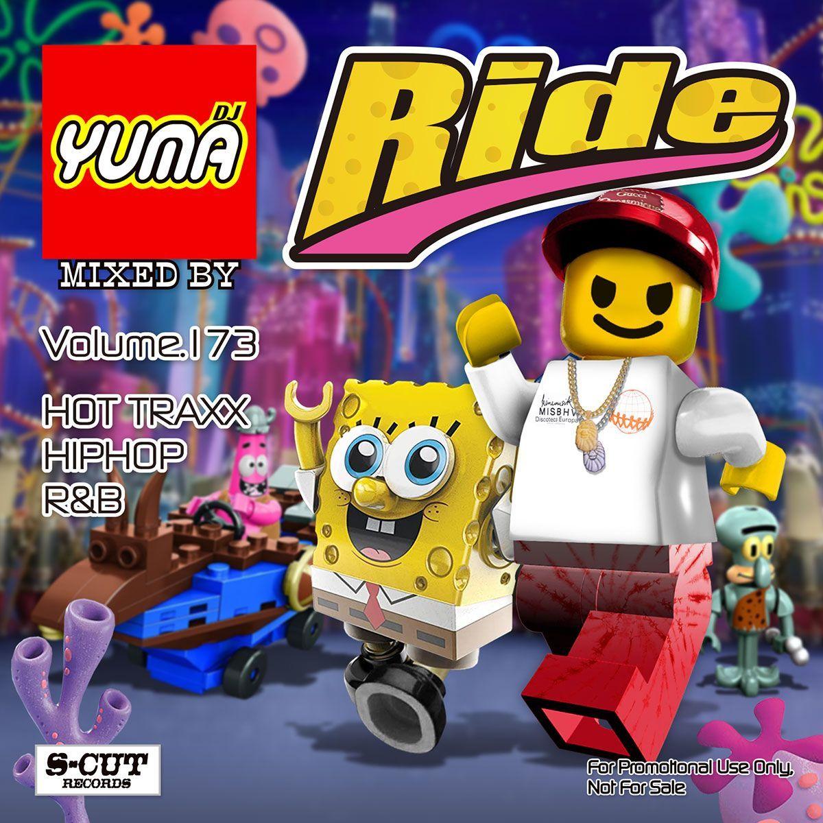 ヒップホップ R&B 新譜 DJユーマ 2021 1月発売Ride Vol.173 / DJ Yuma