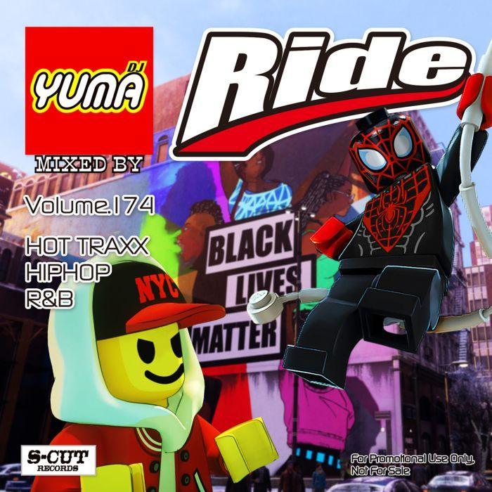 ヒップホップ R&B 2021 2月 新譜Ride Vol.174 / DJ Yuma