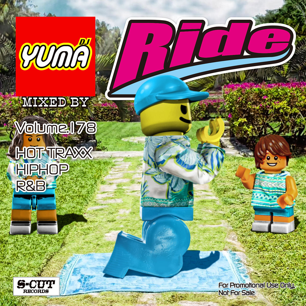 新譜 ヒップホップ R&B 2021 6月 発売 Jコール ポストマローンRide Vol.178 / DJ Yuma