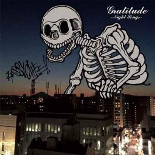 ブラックバターシリーズ ソウル ファンク ロック ザーシーチーThe Blaq Butta' #002 Graditude -Night Songs- / Zassychee