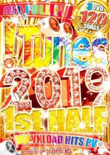 洋楽DVD 2019 PV ヒット曲 ポストマローン クリスブラウン!tunes Best Of 2019 1st Half -Download Hits PV- / DJ Zippers