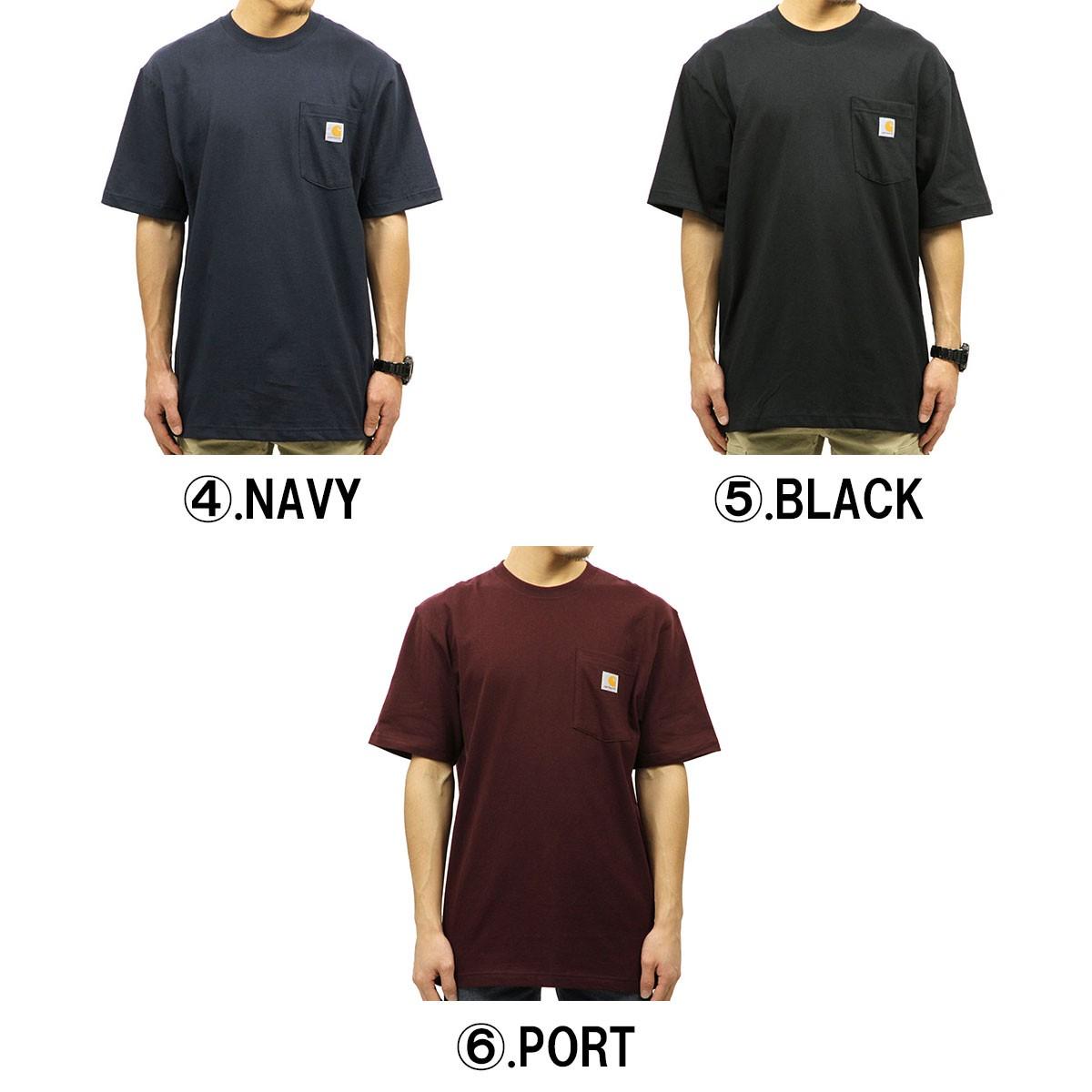 カーハート ワークポケットTシャツ K87の商品画像|4