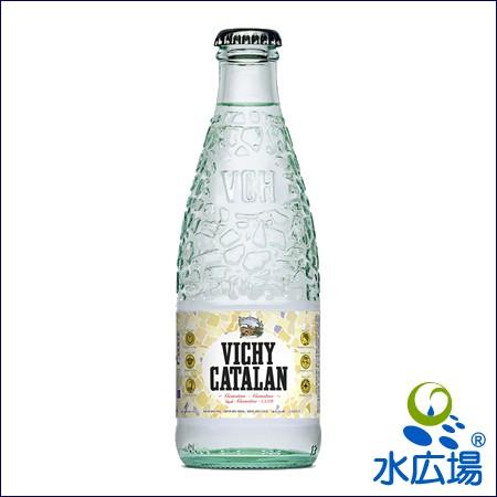 炭酸水 250ml ヴィッチーカタランVichy Catalan 250mlx12本 送料無料