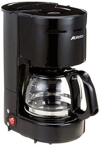 アビテラックス コーヒーメーカー ACD-36-Kの商品画像|ナビ