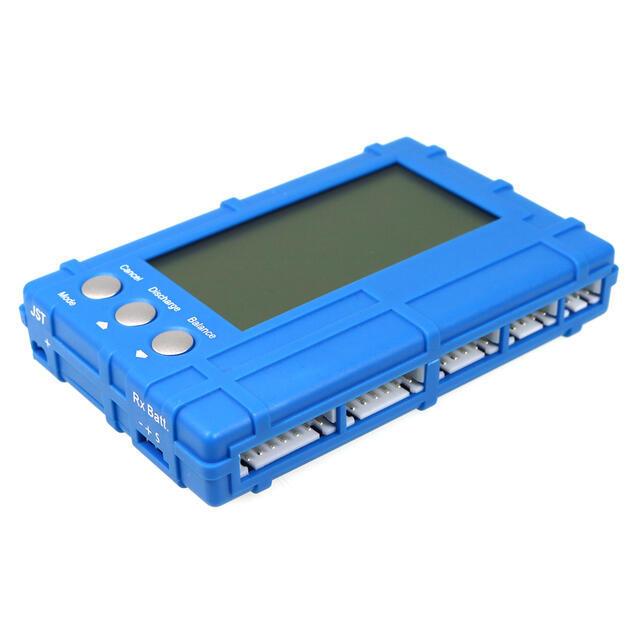 イーグル模型 放電器 3 in 1 バッテリーバランサーV2 5W 3913V2-5Wの商品画像|ナビ