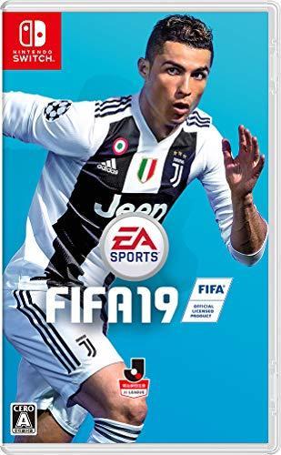 【Switch】 FIFA 19 [STANDARD EDITION]の商品画像 ナビ