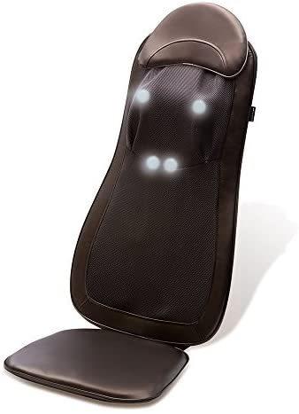 ドリームファクトリー ドクターエア 3Dマッサージシートプレミアム MS-002BR(ブラウン)の商品画像 ナビ