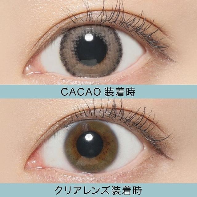 アイクオリティ株式会社 QUORE Luna ナチュラルシリーズ ワンデー カラー各種 10枚入り 1箱の商品画像 4