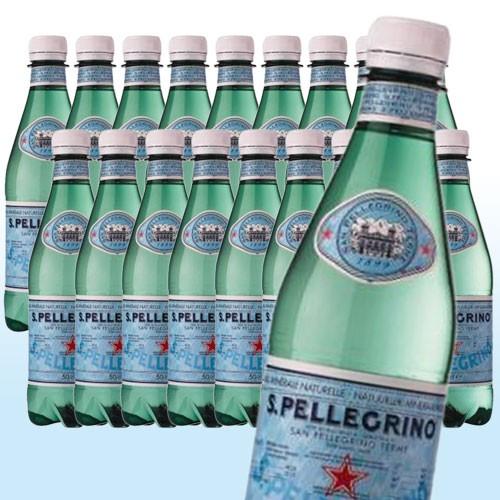 サンペレグリノ 500ml × 48本 ペットボトルの商品画像 ナビ