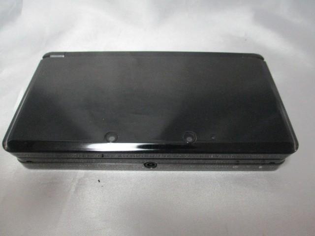 任天堂 ニンテンドー3DS コスモブラックの商品画像|3