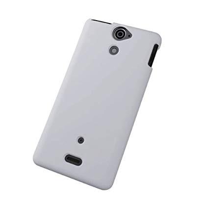 エレコム Xperia AX SO-01E用 シリコンケース クリア PD-SO01SCCRの商品画像|3