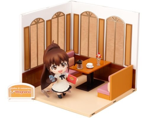 ねんどろいどプレイセット#05 ワグナリアA 客席セットの商品画像|ナビ