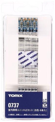 トミーテック TOMIX 室内照明ユニットLC(白色・6本入り) 0737の商品画像|ナビ