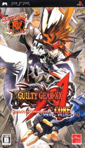 【PSP】アークシステムワークス GUILTY GEAR XX Λ CORE PLUSの商品画像|ナビ